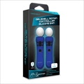 Hyperkin PS MOVE GelShell Wand Silicon(Blue) (M07227-BU)