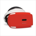 Hyperkin PS VR GelShell Headset Silicone Skin (Red) (M07259-RD)