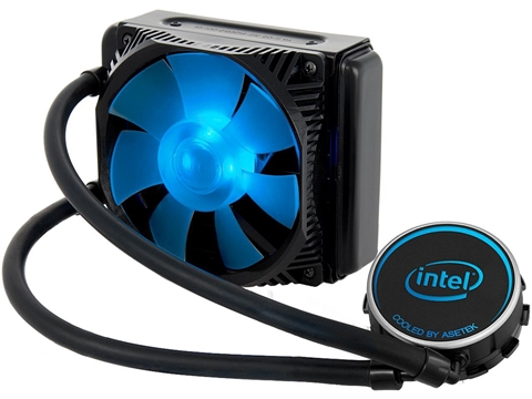 BXTS13X  (Thermal Solution for LGA2011/1366/1156/1155、 Liquid Type Cooling System) ※Broadwell-Eも対応 水冷クーラー