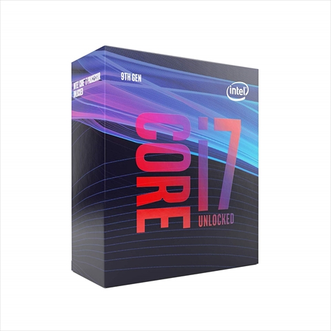 Core i7-9700K BOX (3.60GHz/ターボブースト時4.90GHz/8-core 8-thread/Total Cache 12MB/TDP95W/UHD Graphics 630) BX80684I79700K