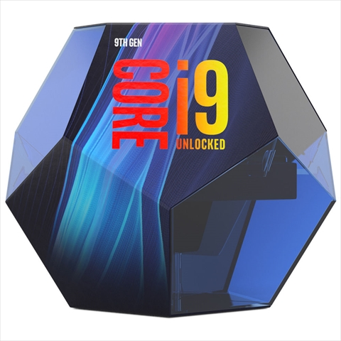 Core i9-9900K BOX (3.60GHz/ターボブースト時5.00GHz/8-core 16-thread/Total Cache 16MB/TDP95W/UHD Graphics 630) BX80684I99900K