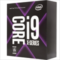 Core i9-9900X (3.5GHz/Turbo Boost 4.4GHz/Turbo Boost MAX 4.5GHz/10-core 20-thread/L3 19.25MB/TDP165W)