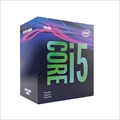 Core i5-9400F BOX (2.90GHz/ターボブースト時4.10GHz/6-core 6-thread/Total Cache 9MB/TDP65W) ※内蔵グラフィックスは搭載されておりません。