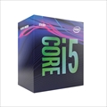 Core i5-9400 BOX (2.90GHz/ターボブースト時4.10GHz/6-core 6-thread/Total Cache 9MB/TDP65W/UHD Graphics 630)