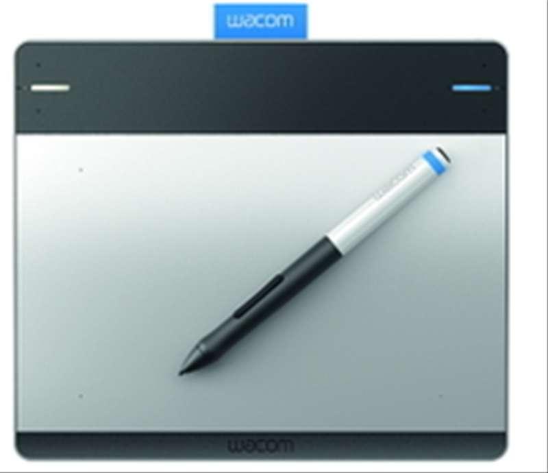 Intuos pen small CTL-480/S0 [�V���o�[&�u���b�N]
