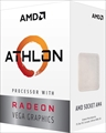 Athlon 240GE With Cooler (2-core 4-thread/3.5GHz/Total Cache  5MB/TDP35W/Radeon Vega3 Graphics)