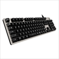 G413rSV BACKLIT MECHANICAL GAMING KEYBOARD Silver